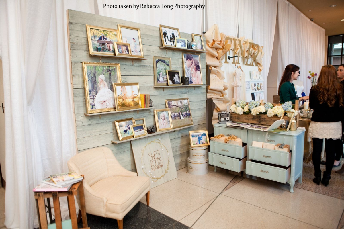 Wedding Exhibition Stand : Soho bridal fair january sweet roots photography